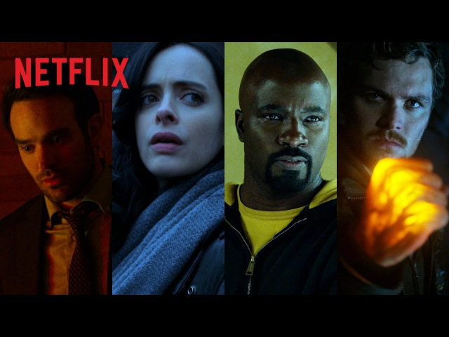 Marvel's The Defenders | Official Trailer [HD] | Netflix TheDefenders Защитники