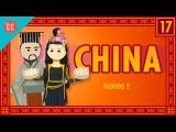 Yu the Engineer and Flood Stories from China Crash Course World Mythology #17