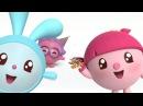 Малышарики - Волшебные слова   Умные песенки для самых маленьких от года