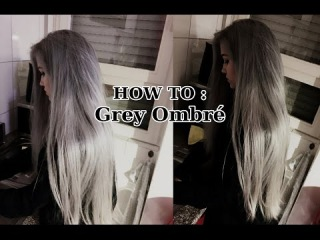 HOW TO: Grey Ombré (Easy)