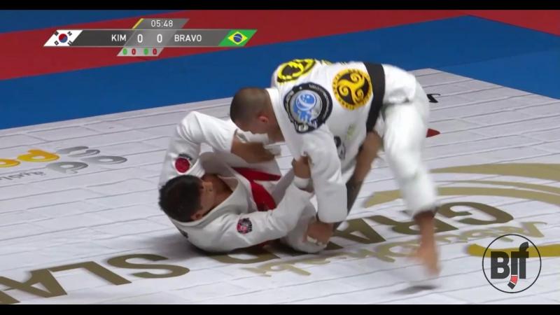 Youngsu Kim vs Tiago Bravo TokyoGS