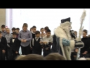 НОВОГОДНИЙ ХОРОВОД ВОЗЛЕ ЕЛКИ НКЦ им.Славского. часть 3
