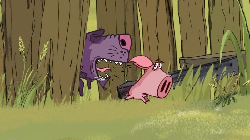 Поросёнок - Фильм 2-й - «Бойцовский клуб» (Piglet. Part 2 - «Fight club»)