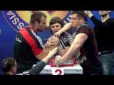 Мощь. Армрестлинг: Денис Цыпленков vs. Андрей Пушкарь