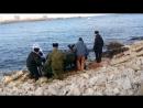 Тренировка по высадке на необорудованный берег