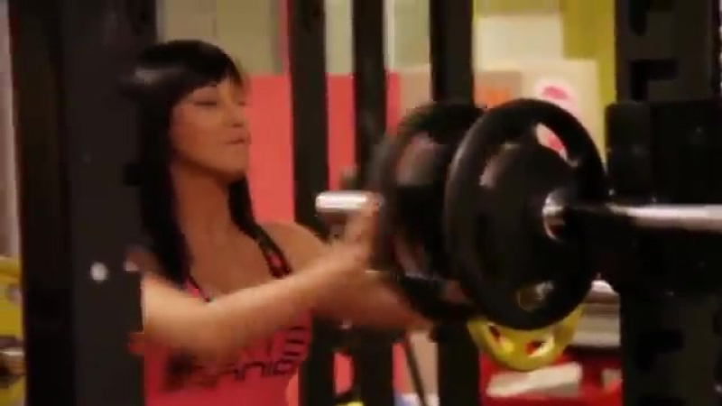 Женская Фитнес Мотивация Красивые модели фитоняшки Womens Fitness Motivati