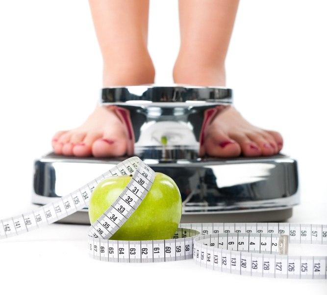 идеальный вес тела