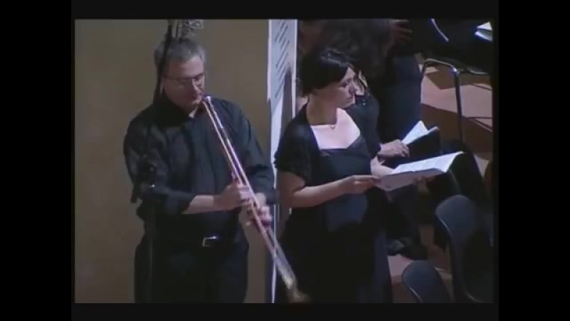 70b J. S. Bach - Wachet! Betet! Betet! Wachet! BWV 70 (2-2) - Capella Regiensis