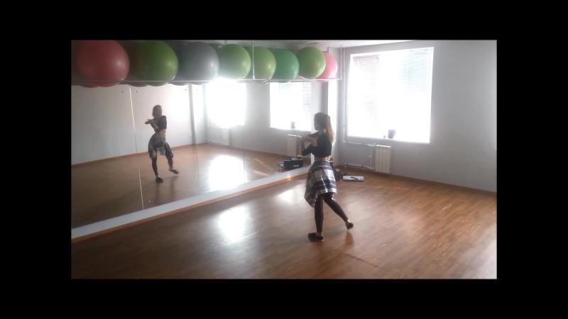JAZZ FANK (джаз-фанк): импровизация/ Vip Dance Studio