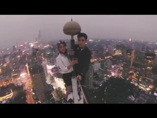 Girl on the TOP Documentary Series 3 #YICamera | YI 4K