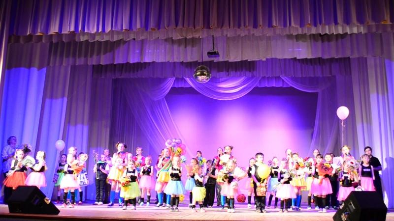 МОДУС г.Рыбинск Отчетный концерт 18 мая 2017