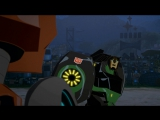 Трансформеры: Роботы под Прикрытием 2x09 [RUS] Full HD