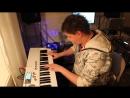 Orjan Nilsen, the human arpeggio, plays Armin van Buuren - Communication