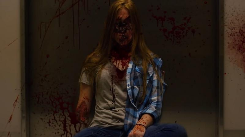 Лифт (1 Minute Horror: The Elevator) 2015, короткометражный фильм ужасов Crypt TV