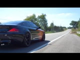 BMW M6 V10 Launch Control Flyby