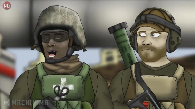 Друзья по Battlefield - 11 - Убит администратором