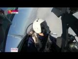 Минобороны РФ_ Над Балтийским морем перехвачены два разведывательных самолета ВВ