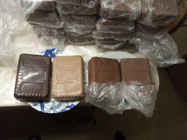 Есть шоколад, производство СПб. Есть возможность продажи. Килограммовы