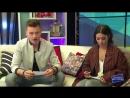 Ванесса Хадженс и Шон Хук в интервью для Young Hollywood