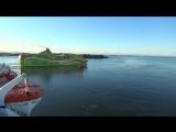 31 августа, прибытие в порт Хельсинки, роскошная погода