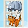 КОШКА на ОКОШКЕ: защита на окна антикошка