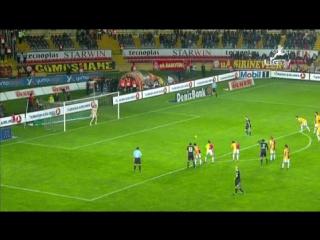 2010 - 2011 Sezonu - Galatasaray-Beşiktaş dakika 8 gol Guti