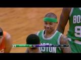Томас vs Юлис. Самый забавный спорный мяч в истории НБА