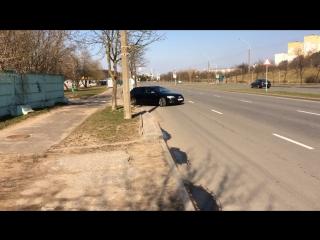 Audi A6 C6 CUSTOM EXHAUST 2