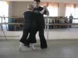 резюме 2 с семинара по аргентинскому танго в студии Вита, Татьяна Шерстобитова и Влад Баранов, май 2016