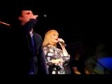 Таня Буланова & Дима Берегуля - Папа с нами ( Live & Backstage Metro Club )