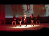 19. A-idols конкурс  Лямин (B.O.Y.Z ) & Ko -HYUNA - RED - Казань, Ижевск, Димитровград