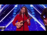 Mandy Harvey - Deaf Singer With Original 'TRY' Gets Simon's GOLDEN BUZZER - America's Got Talent 2017