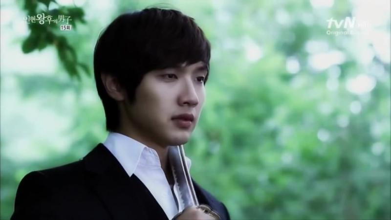 Чжи Хён У, Ю Ин На-Рыцарь королевы Инхён-Прощай моя любовь