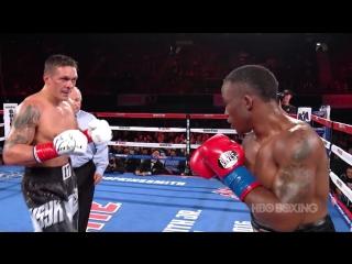 Александр Усик - Табисио Мчуну / Usyk vs. Mchunu Highlights
