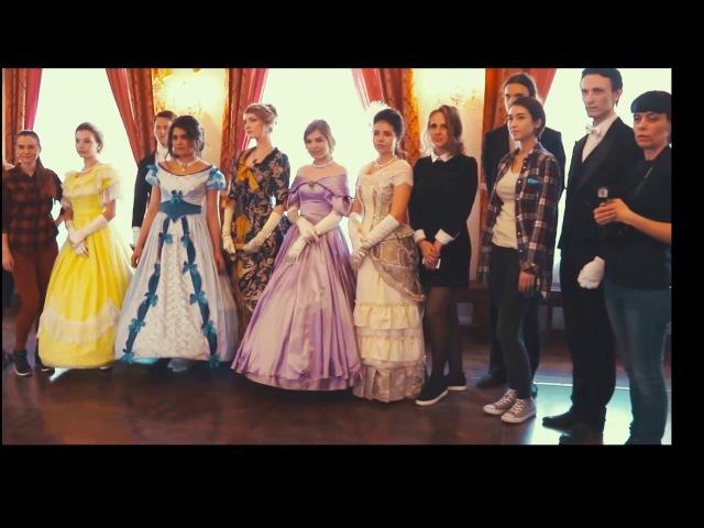 ТАНЦУЮЩАЯ КОРОЛЕВА Музыкальный видеоклип с участием Королев выпускного бала