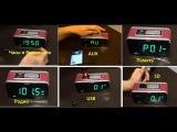 Всё в одном! Часы, радио, MP3, AUX, sd!  Telefunken TF-1503U : обзор и настройка
