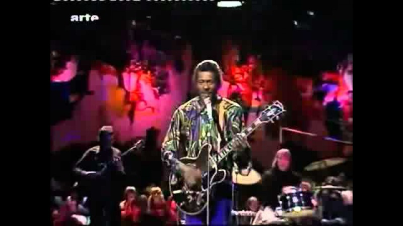 Chuck Berry. 09 - Rock And Roll Music - BBC Theatre, London 1972