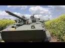 Контрольные занятия с экипажами БМП-3 и Т-72 Южного военного округа