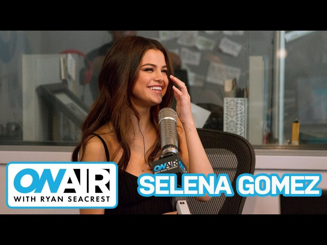 Selena Gomez Promises 'Moody' Direction For New Music On Air with Ryan Seacrest