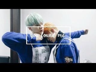 you found me; yoonmin