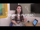 Weekly English Words with Alisha - Common Phobias