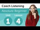 Czech Listening Practice - Reading a Czech Journal