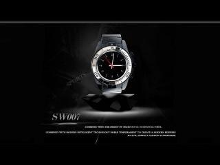 Самые дешёвые часы «Smart Watch SW007».