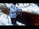 СТИРКА БЕЛЬЯ СТИРКА ОДЕЖДЫ в лесу тайге горах в походе или при ЧС