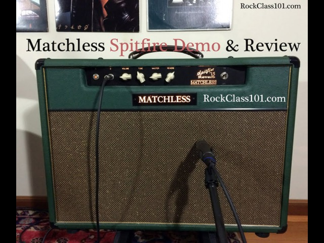Matchless Spitfire Demo Review