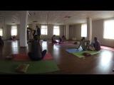 Йога ДарОМ, акро йога (06.11.16)