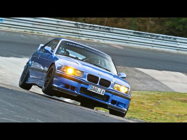 BMW E36 M3 - 7:25 BTG / Nürburgring Nordschleife / Alex Hardt