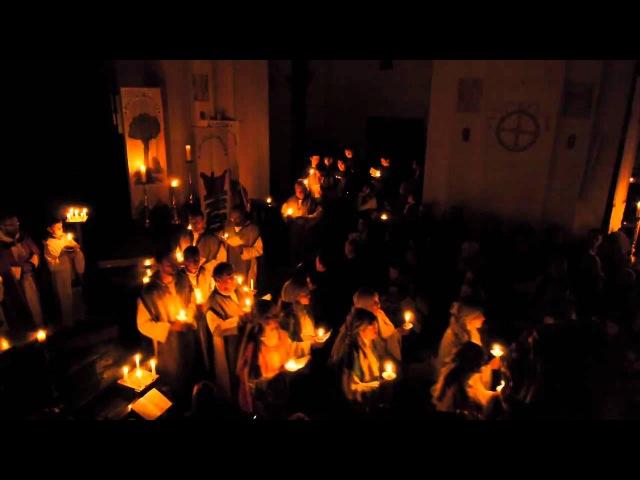 Ludus Passionis -- Gra o Męce Pańskiej w wykonaniu Scholi Teatru Węgajty