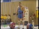 Обзор чемпионата России по тяжелой атлетике 2002 г Курск