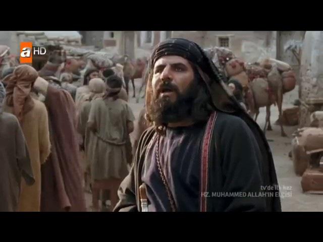 Hz. Muhammed Allah'ın Elçisi /Türkçe Dublaj/ - PART 2